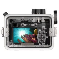 Ikelite 6170.12 Underwater Housing for Panasonic Lumix ZS200, TZ200, TZ202, TZ220