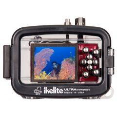 Ikelite 6243.40 Underwater Housing for Canon PowerShot ELPH 135, ELPH 140, IXUS 145, IXUS 150