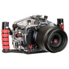 Ikelite 6870.60 (Kamera und Port als Beispiel)