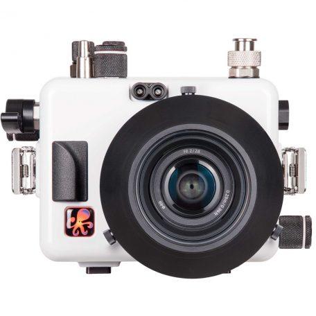 Ikelite 6910.63 (Kamera und Port als Beispiel. Nicht im Lieferumfang)