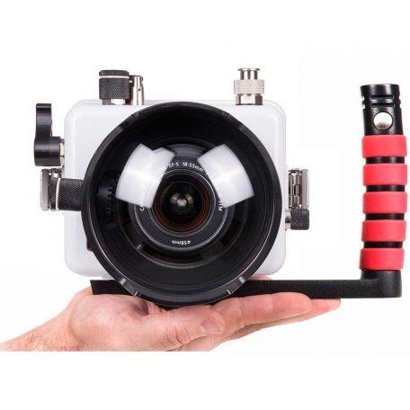 Ikelite 6970.03  (Kamera und Handgriff als Beispiel. Nicht im Lieferumfang)