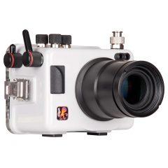 Ikelite 9306.05 Canon G3 Macro Port (Gehäuse als Beispiel. Nicht im Lieferumfang)