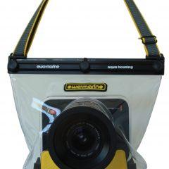 ewa-marine A-BM Unterwassergehäuse (Kamera als Beispile und nicht im Lieferumfang)