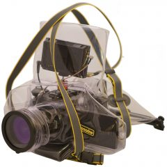 ewa-marine A-BM2 Unterwassergehäuse (Kamera als Beispile und nicht im Lieferumfang)