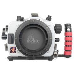 Ikelite 71718 200DL uw-housing for Canon EOS 750D Rebel T6i, Kiss X8i DSLR Cameras